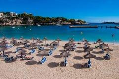 Porto Christo beach Royalty Free Stock Photo
