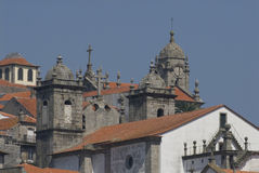 Porto city Royalty Free Stock Photography