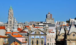 Porto city center Stock Image