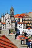 Porto city center Stock Photo