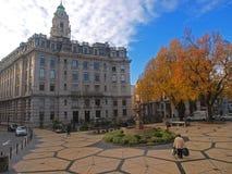 Porto city council building. Stock Photo