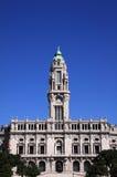 Porto city hall Royalty Free Stock Photo