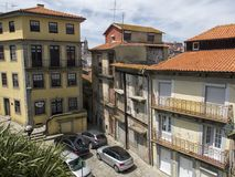 Porto. City landscape. places of Interest. Attractions. Stock Images