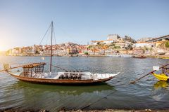 Porto city in Portugal Royalty Free Stock Images