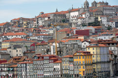 Porto City Royalty Free Stock Photos