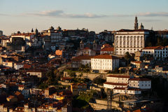 Porto cityscape  Royalty Free Stock Photography