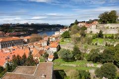 Porto Cityscape in Portugal Stock Photography
