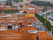 Porto Cityscape Stock Image