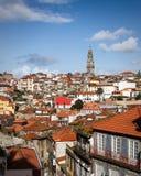 Porto cityscape. View on the portuguese city of Porto stock images