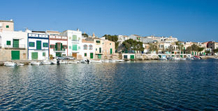 Porto Colom Stock Photography