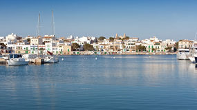 Porto Colom Royalty Free Stock Photo