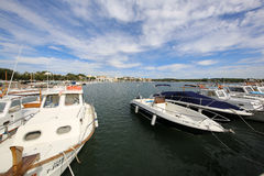 Porto Colom. Majorca Royalty Free Stock Photos