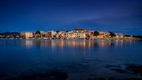 Porto Colom, mallorca, spain imagem de stock royalty free