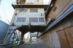 Porto commerciale Immagini Stock Libere da Diritti