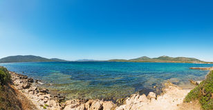 Porto Conte bay Royalty Free Stock Images