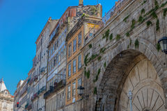 Porto Contrast Royalty Free Stock Images