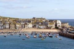 Porto Cornish imagens de stock
