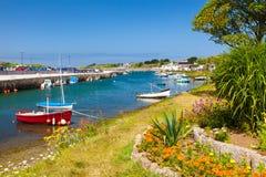 Porto Cornualha de Hayle fotos de stock royalty free