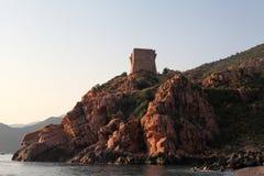 Porto - Corsica Stock Photography