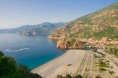 Porto, Corsica Stock Photography