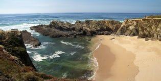 Porto Covo beach stock photos