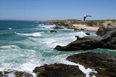 Porto Covo. Le Portugal Photo libre de droits