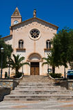 Porto Cristo church, Majorca, Spain Royalty Free Stock Photo