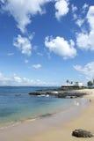 Porto DA Barra Beach Salvador Bahia Brazil Stock Foto's