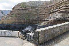 Porto DA Cruz royalty-vrije stock fotografie
