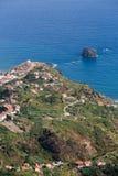 Porto DA Cruz auf der Nordküste von Madeira Stockfoto