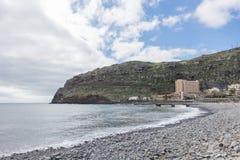 Porto da Cruz Stock Image