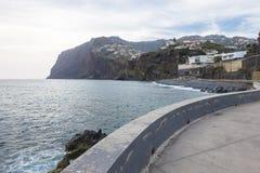 Porto da Cruz royalty free stock images