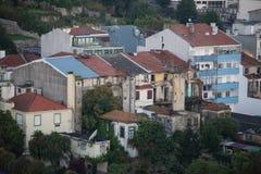 Porto damaged builings