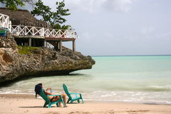 Porto Daniel, Haiti fotos de stock