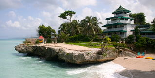 Porto Daniel, Haiti Fotografia Stock