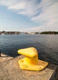 Porto de Éstocolmo fotos de stock royalty free