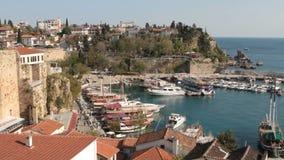 Porto de Antalya vídeos de arquivo