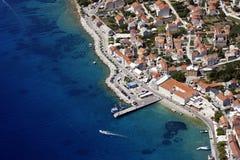 Porto de Bol do ar foto de stock royalty free