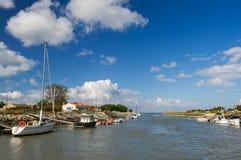Boyardville em France Foto de Stock