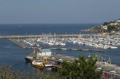Porto de Brixham Fotografia de Stock Royalty Free