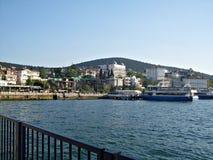 Porto de Buyukada Fotografia de Stock Royalty Free