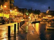 Porto de Byblos imagens de stock royalty free