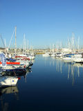 Porto de Cascais Foto de Stock Royalty Free