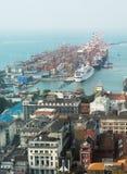 Porto de Colombo imagens de stock royalty free