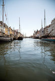 Porto de Copenhaga fotos de stock