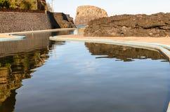 Porto de cruz, reflection Royalty Free Stock Images