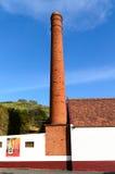 Porto DE cruz schoorsteen Stock Foto