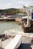 Porto de Dôvar fotos de stock royalty free