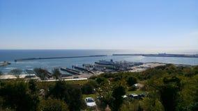 Porto de Dôvar Fotografia de Stock
