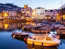 Porto de Dartmouth Imagem de Stock Royalty Free